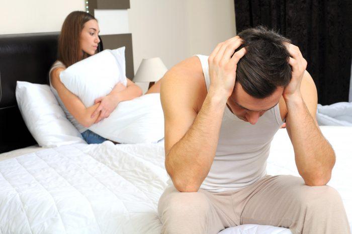 нарушение репродуктивной функции
