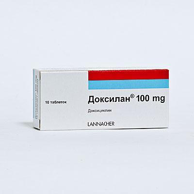 лекарство на основе доксициклина