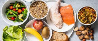 особенности диеты при простатите