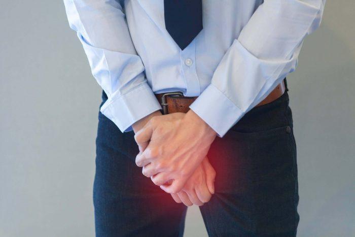 причины воспаления у мужчин