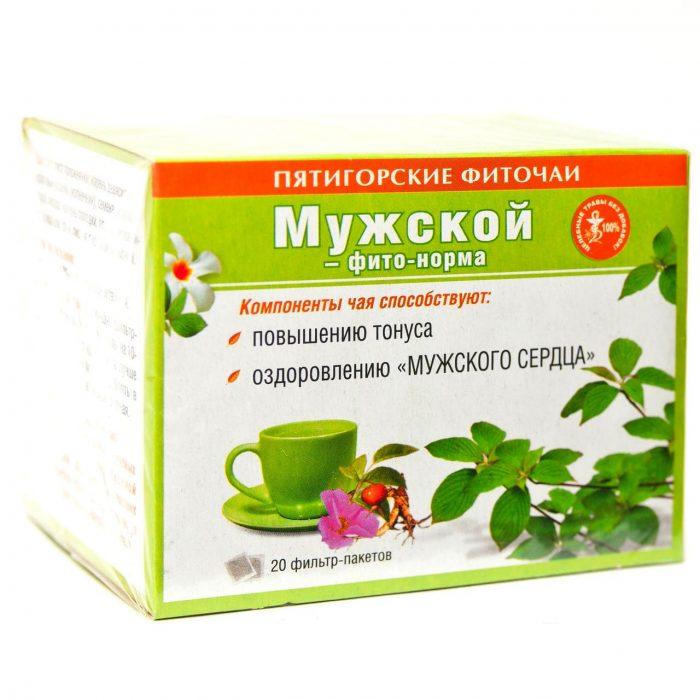 чай для потенции