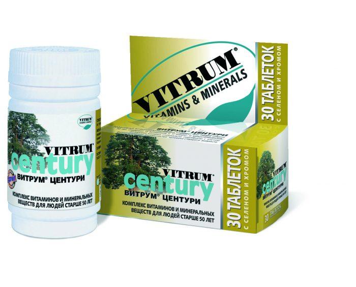 специальные витамины для повышения потенции