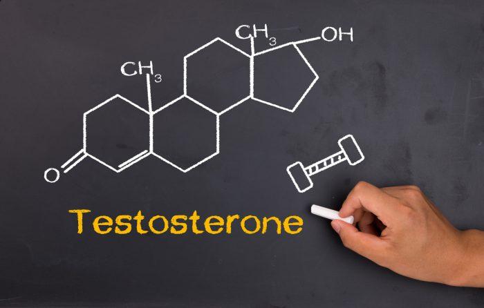 общий и свободный тестостерон