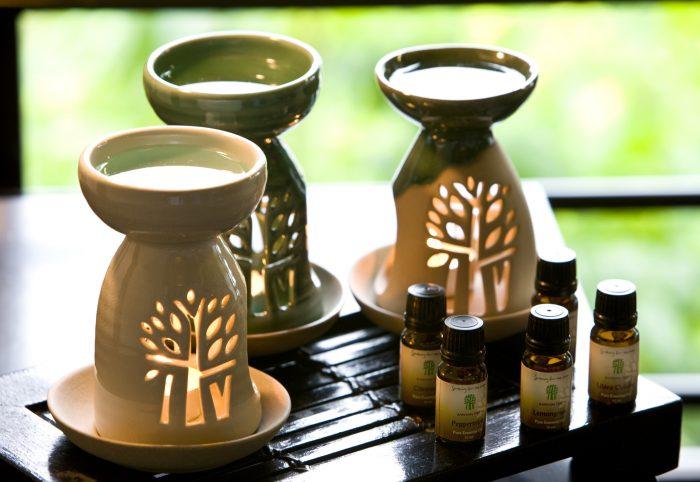 ароматическая лампа