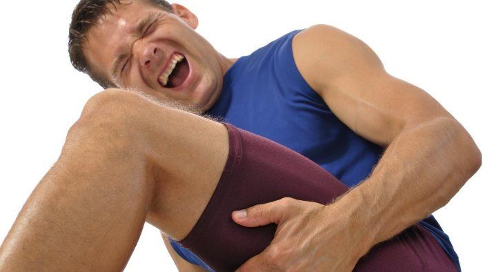 судорожные сокращения мышц