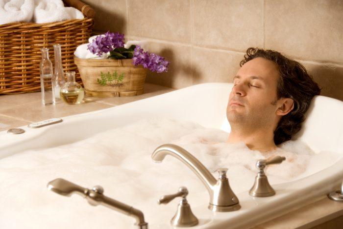расслабляющие ванны с содой