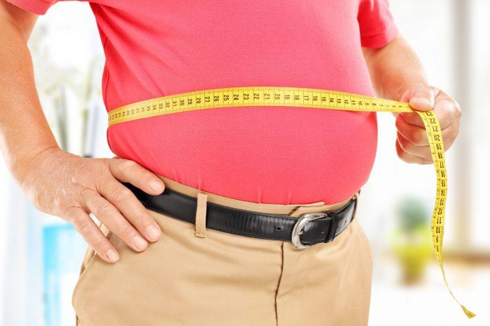 набор лишнего веса