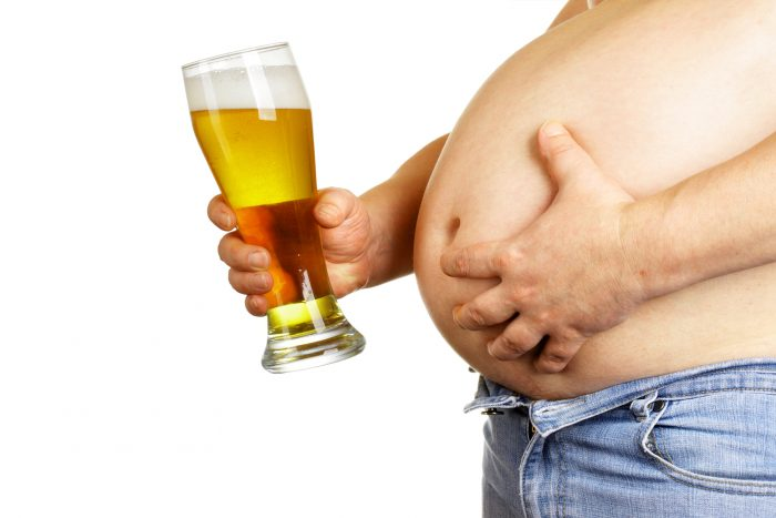 негативное влияние пива