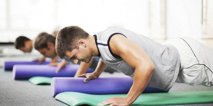 комплекс общеукрепляющих упражнений