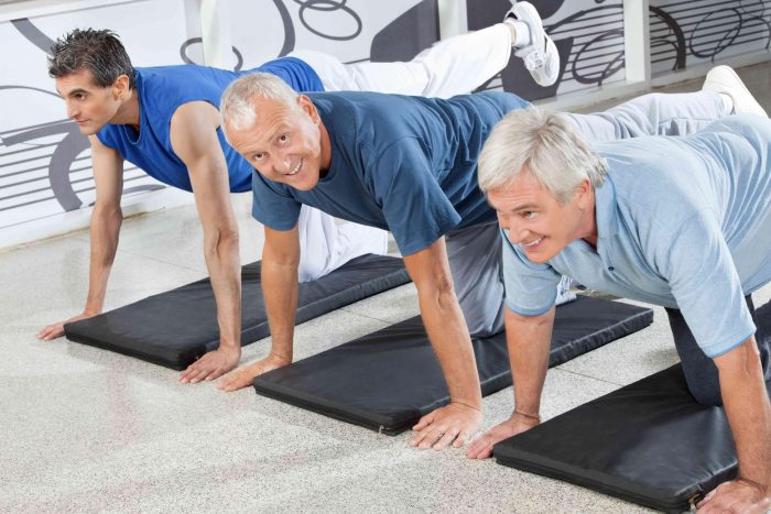 оптимальная физическая активность