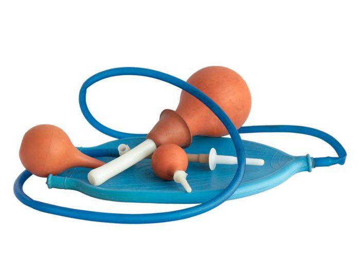 клизмы как способ лечения простатита