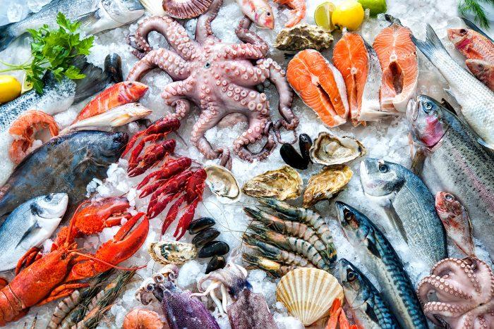 морепродукты для потенции