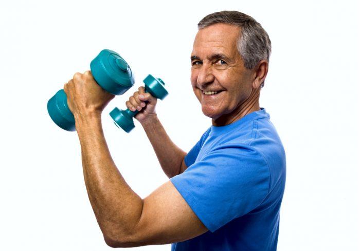 физическое состояние мужчины