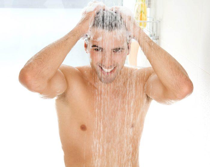 душ тонизирующий