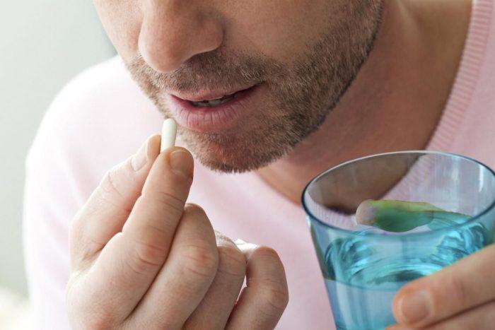 принимаются таблетки после еды