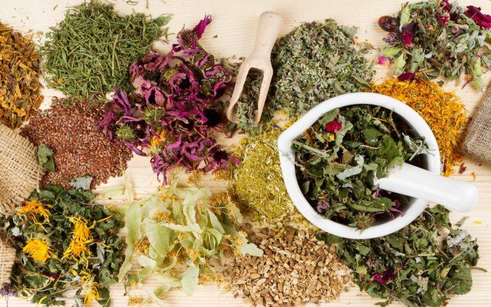 сборы из лекарственных трав