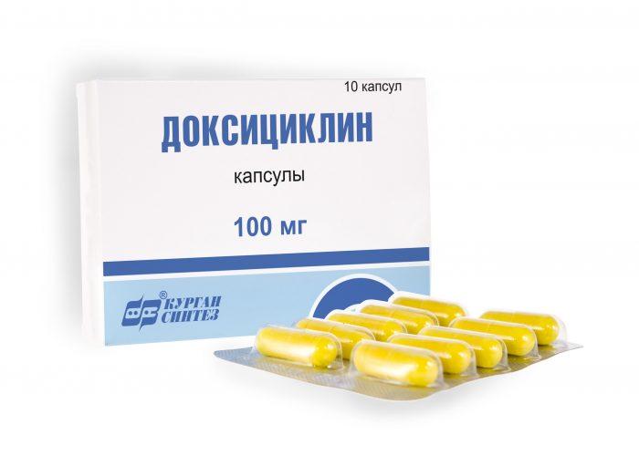 известный антибиотик