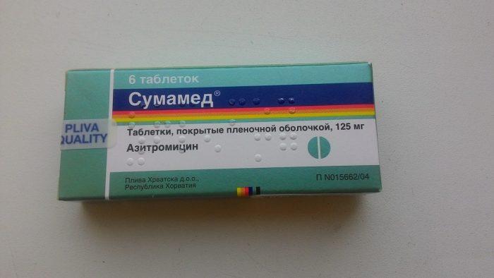 тетрациклиновые препараты