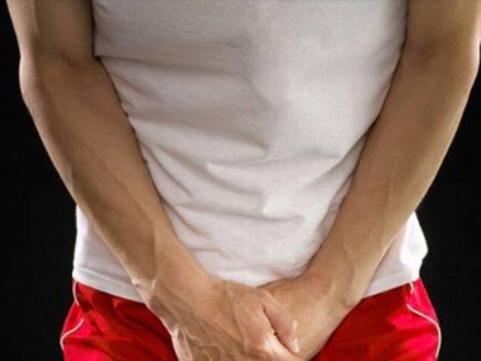 рези в области половых органов